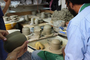 Master potting