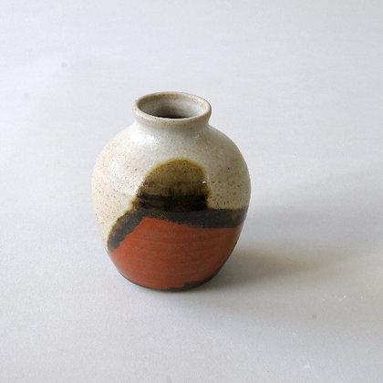 Blood- Orange Vase