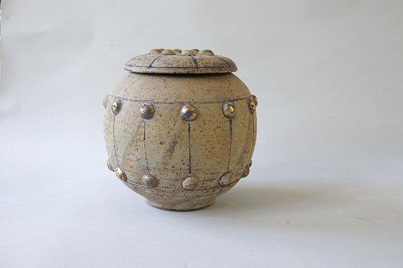 Studded Jar