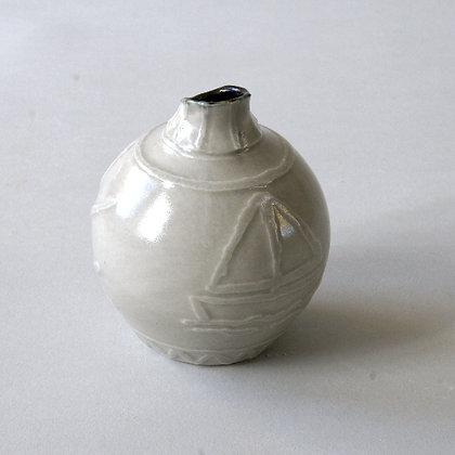 Organic Grey Bottle