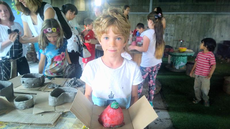 Children's pottery