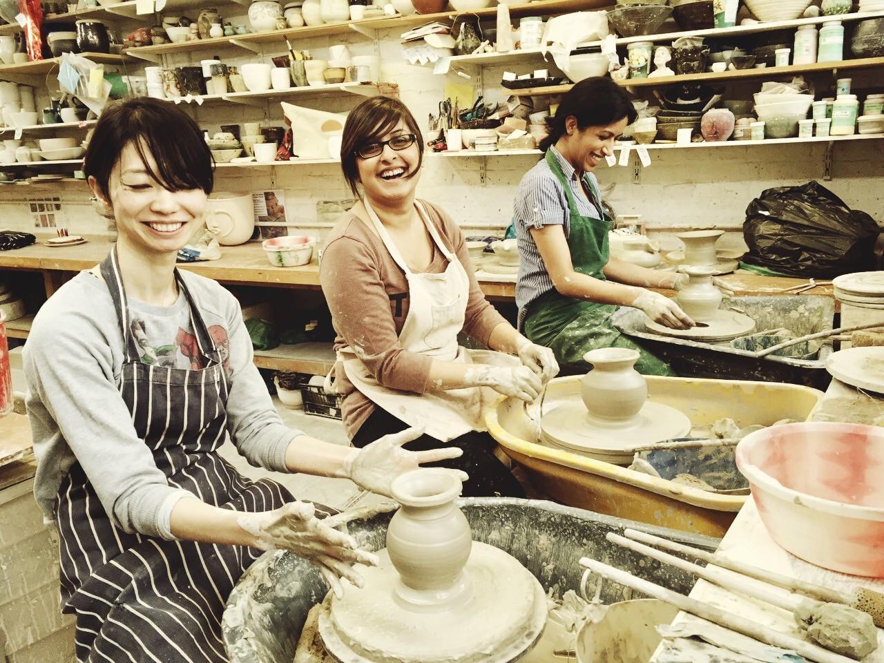 Pottery Taster