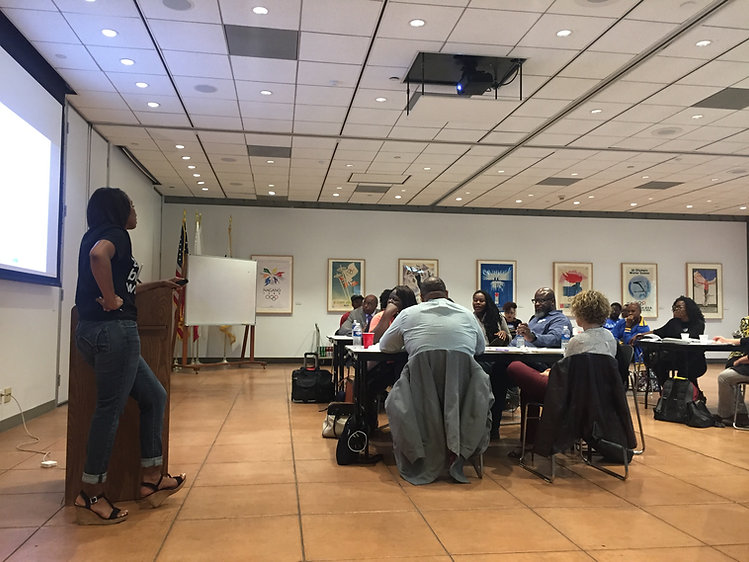 Black Equity Initiative 2018 Convening