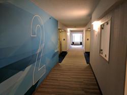 Corridor Elev Lobby