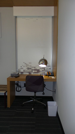 Aloft Desk Guestroom
