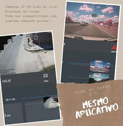 aplicativo da camera nuvem