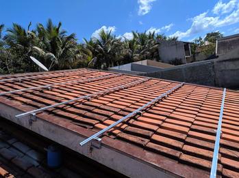 suporte solar