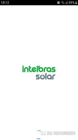 Aplicativo Solar Intelbras