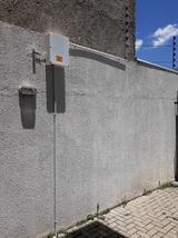 caixa proteção central cerca