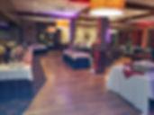 Chaat Night Buffet Setup.jpg