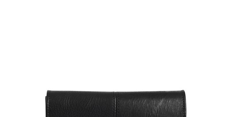 Antelo Gabriella Leather Wallet - Black