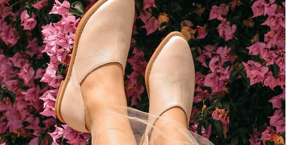 Matsidiso Aussi Slip On - Ballet Pink