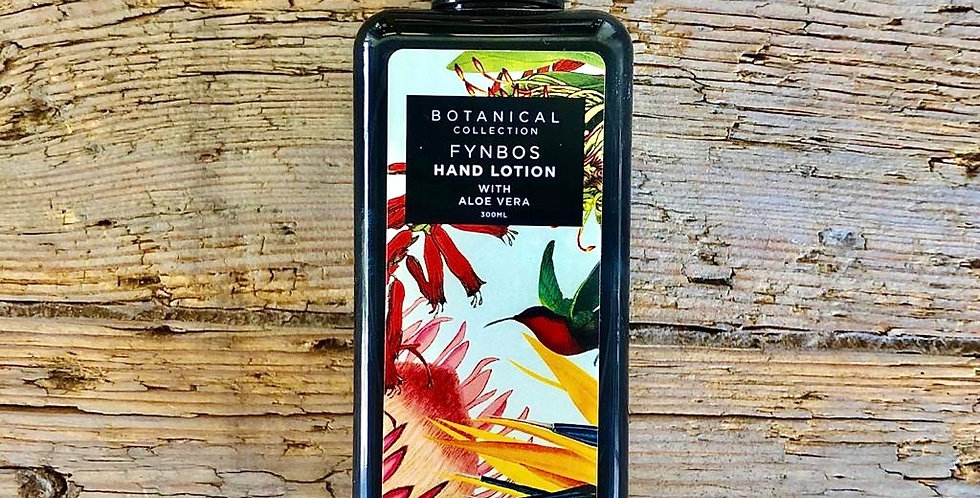 Botanical Collection Fynbos Hand Lotion 300ml
