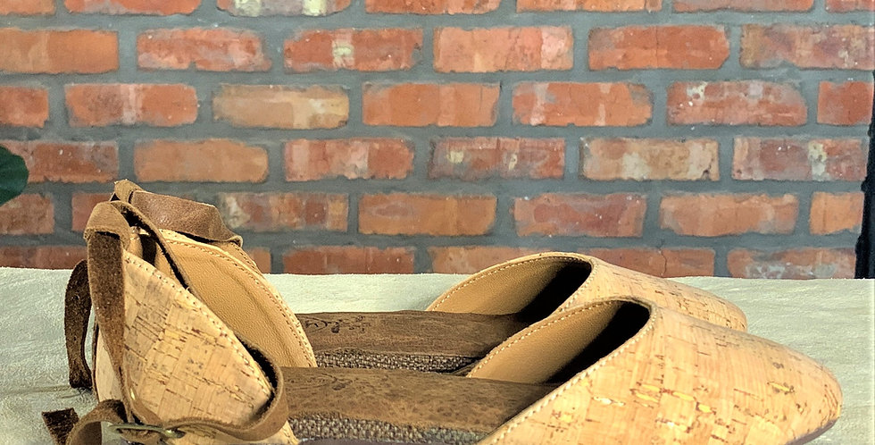 Lily Cork Shoes