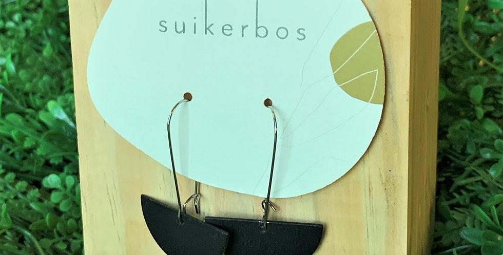 Suikerbos Half Circle Earrings
