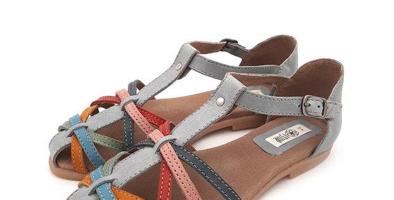 U T-Bar Sandals