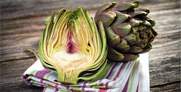 Disposable Place Mats - Artichoke