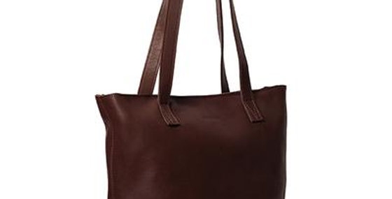 Antelo Emmy Leather Tote - Brown