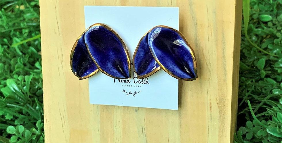 Nina Bosch Wild Orchid Earrings