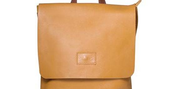 Antelo Henry Backpack - Mustard & Tan