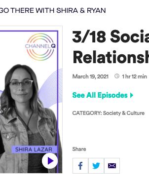 Social Media Relationships - AUDACY
