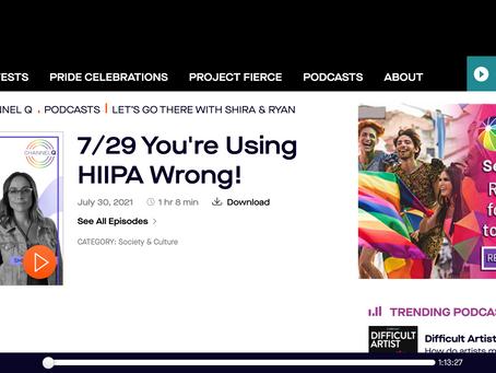 You're Using HIIPA Wrong! - Audacy: