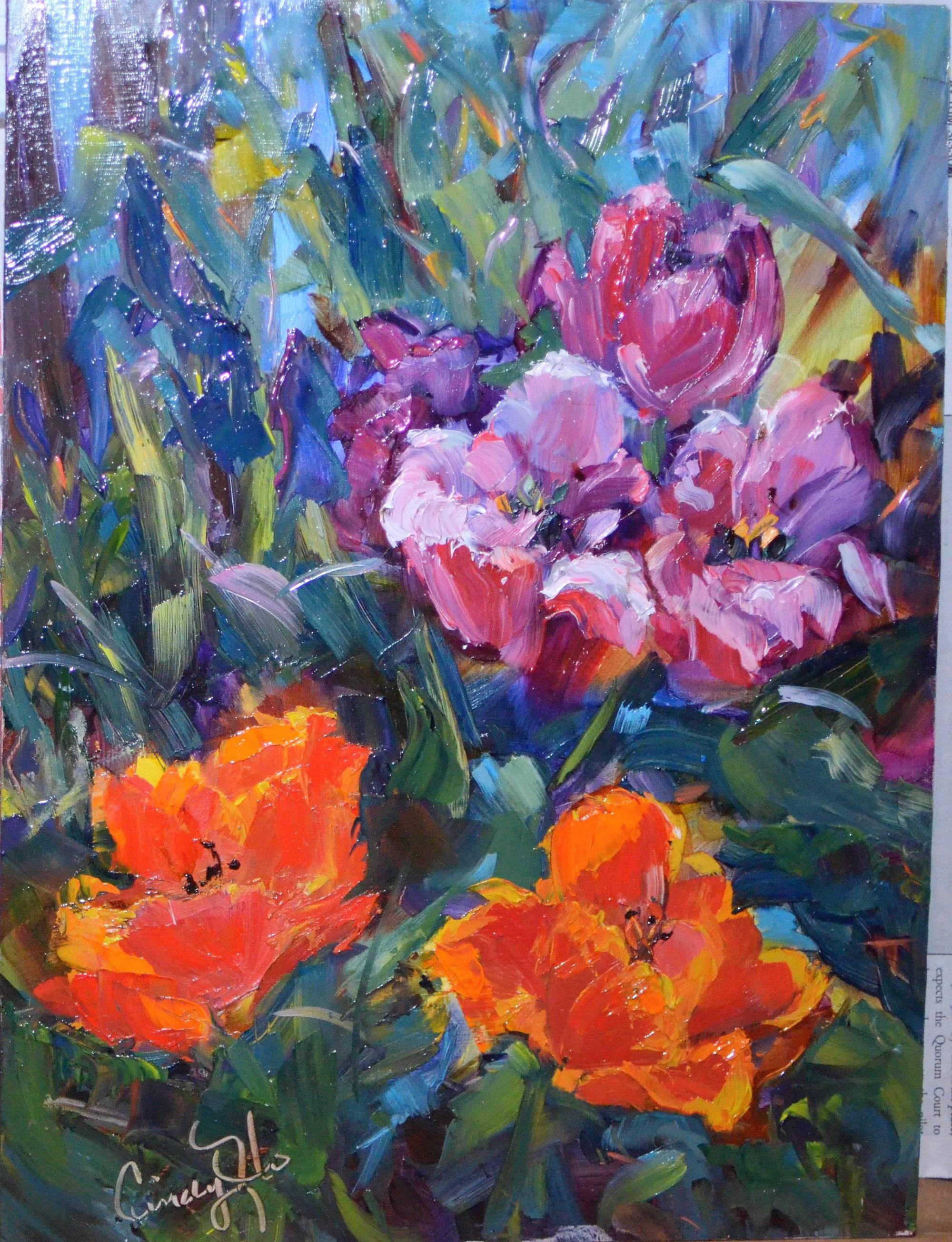 Island Tulips