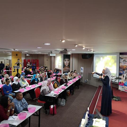 Seminar Class By Madam Zue