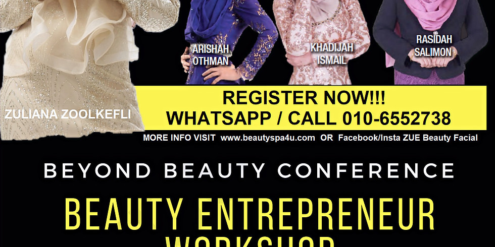 BEYOND BEAUTY CONFERENCE