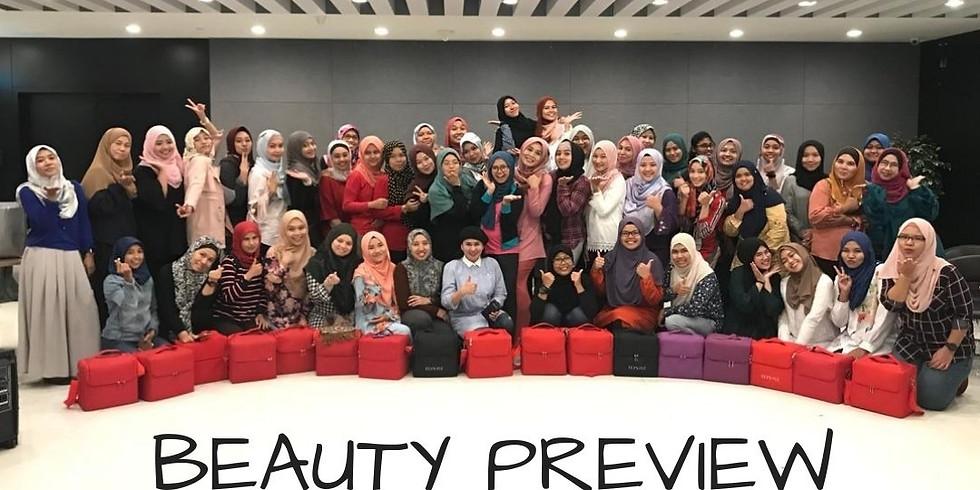 Beauty Business Preview - Bengkel Kecantikan & Keusahawanan