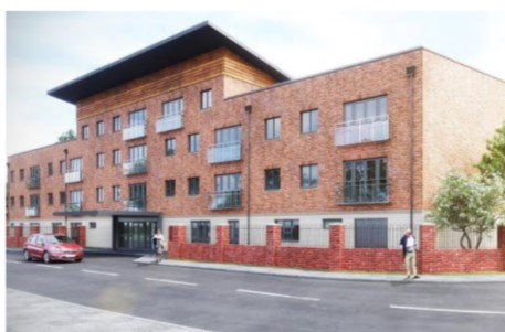 Abbey Grove Extra Care Apartments