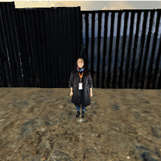 Angela Downey - Border Stories