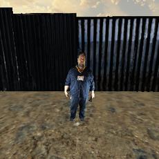 Justin Bankston - Border Stories