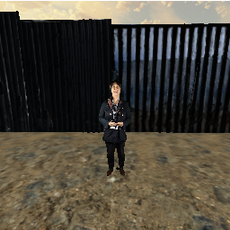 Garda Leopold - Border Stories