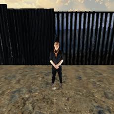 Matt Sansam - Border Stories