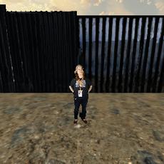 Megan Burleyson - Border Stories