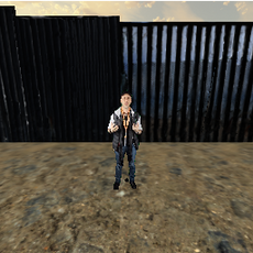 Chad Davis - Border Stories