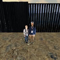 Alexis and Ryan - Border Stories
