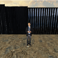 CJ Clarke - Border Stories
