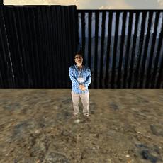 Don Wertlieb - Border Stories