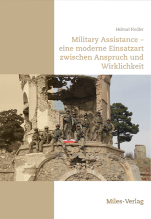 Military Assistance Book Cover