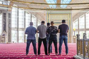 Securitization of Islam in Russia