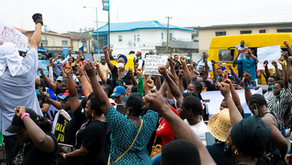 Youth Protests for Police Reform in Nigeria