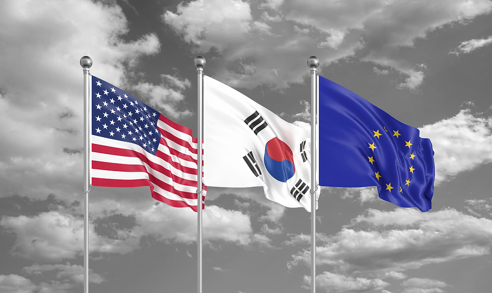 EU security interests in the Korean Peninsula