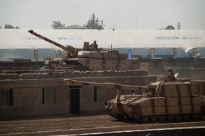 Aufklärung und Artillerie in einer mechanisierten Brigade