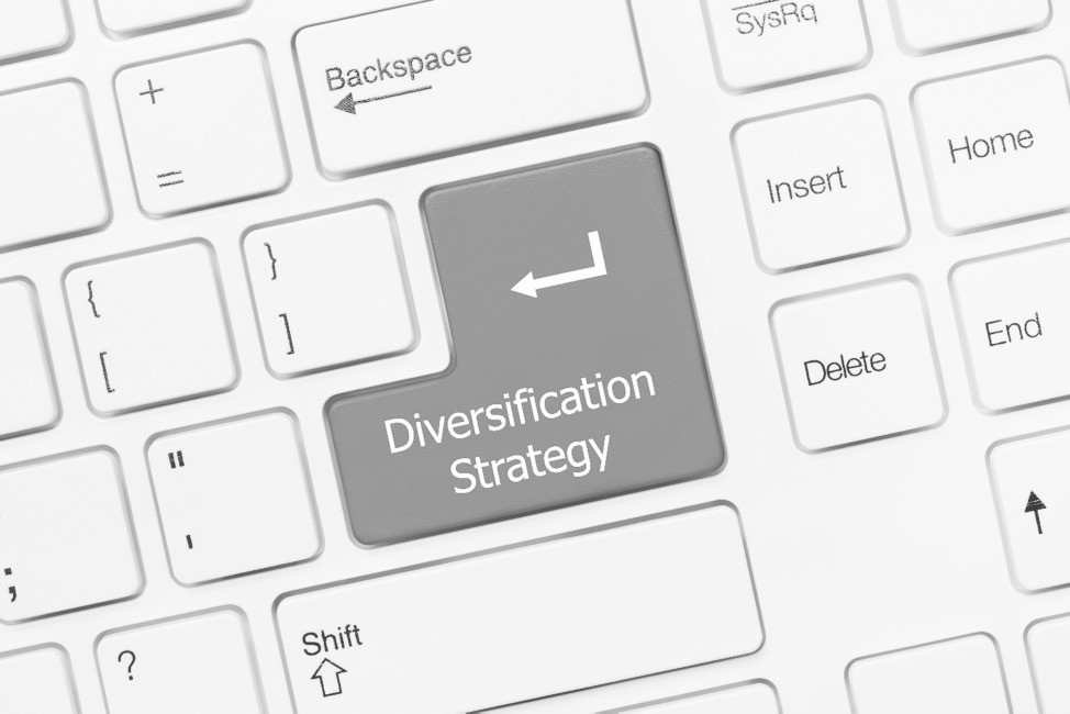 Diversification Strategy Keyboard