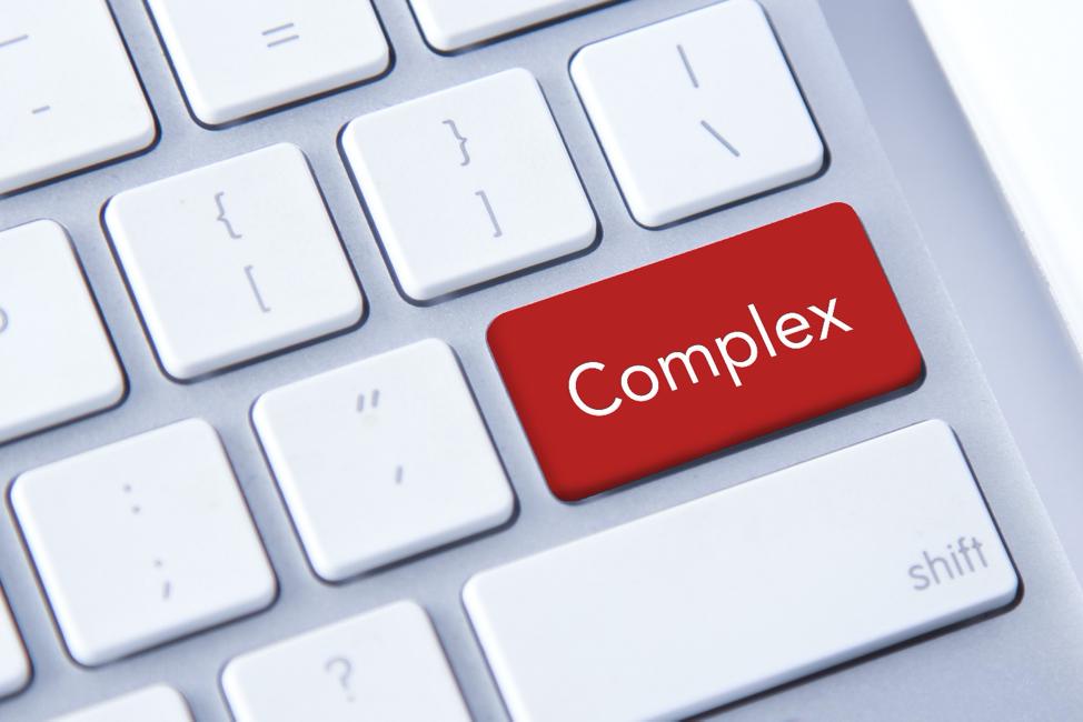 complex keyboard