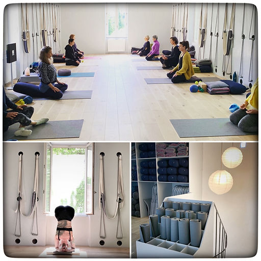 Salle de Yoga du couvent
