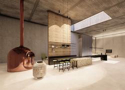 Mako Living Future Kitchen