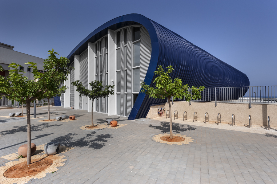 Nofey Yam Sports Hangar